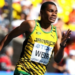 Jamaicans going for gold in Glasgow