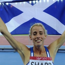 Lynsey Sharp: 'Glasgow will be tough to beat'