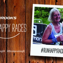 My Run Happy story: Carolyn Hopkinson