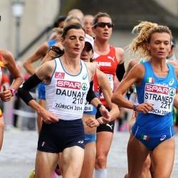 Euro marathon gold for Christelle Daunay