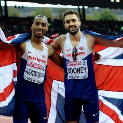 European Championships: Men's events facts and stats
