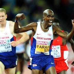 Victory was sweet after health doubts for Mo Farah