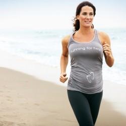 Athletics post-pregnancy: Over the bump