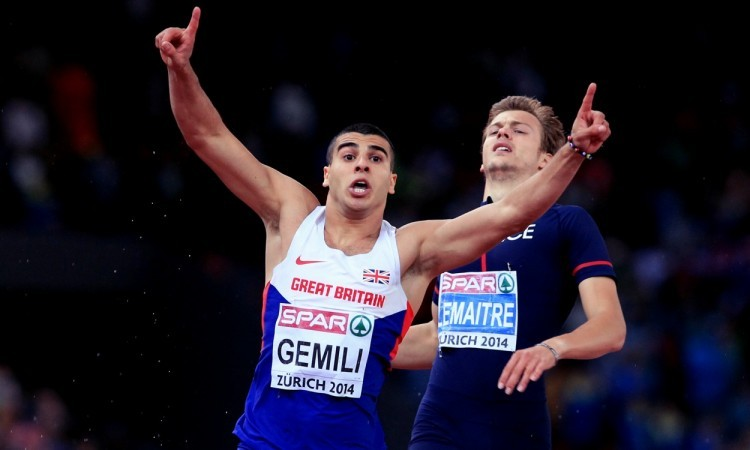 Adam Gemili predicts tough pre-Worlds test at Anniversary Games