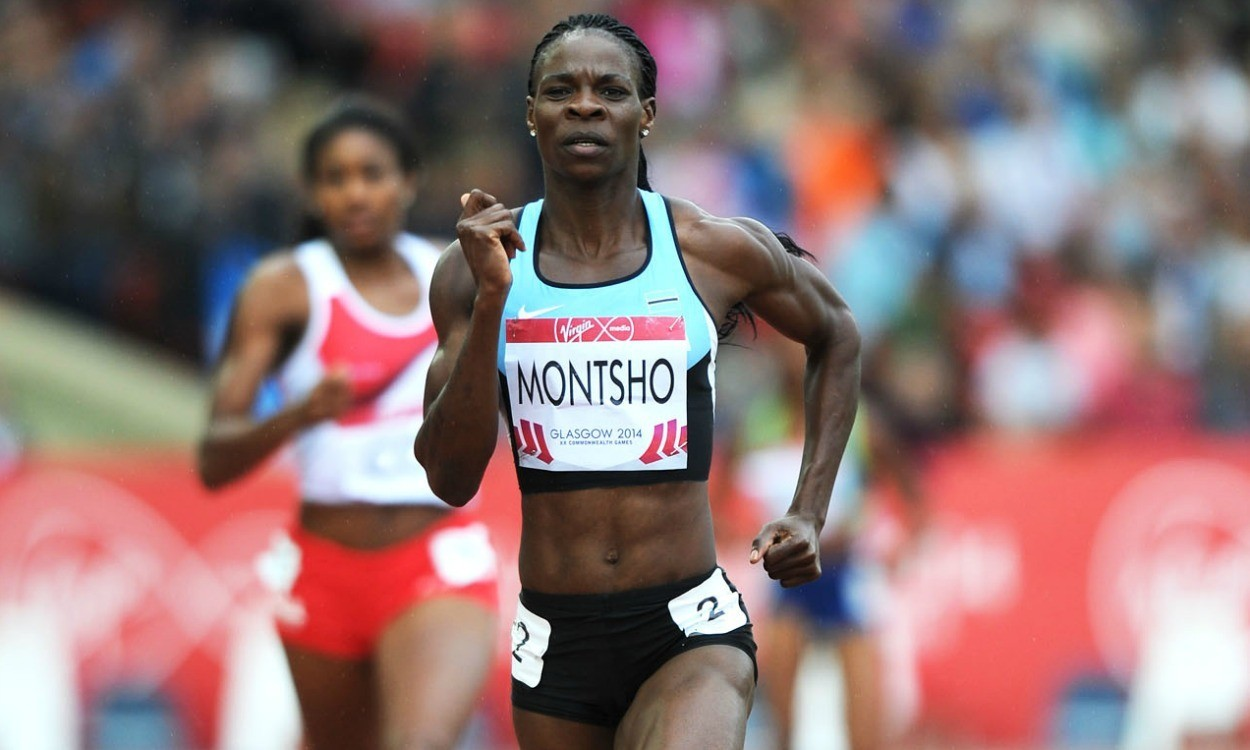 Amantle Montsho doping case passed to IAAF