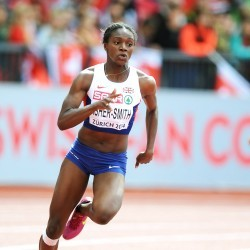 Dina Asher-Smith looks ahead to indoor action