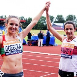 Emelia Gorecka keen to build on Commonwealth performance in Zurich