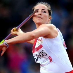 Goldie Sayers to captain GB team at European Championships