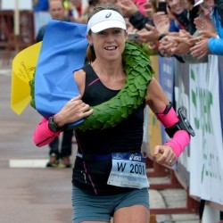 Holly Rush wins 90km UltraVasan