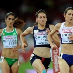 Jo Pavey wins European 10,000m gold in Zurich