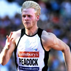 Danny Crates wants Peacock improvement for Rio 2016