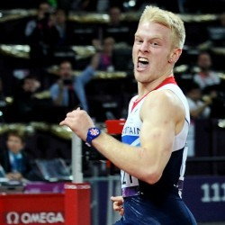 A golden start for GB as Peacock, Kinghorn and Cockroft claim Euro titles
