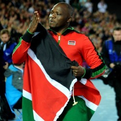 Julius Yego defies injury to win historic javelin gold in Glasgow