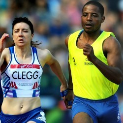 Libby Clegg feeling positive after 'unsurprising' UKA funding cut
