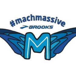 Brooks #MachMassive