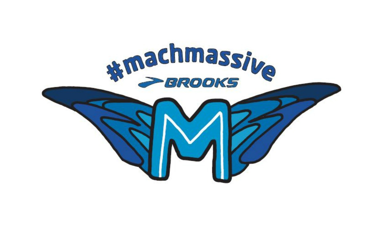 Brooks #MachMassive competition winners