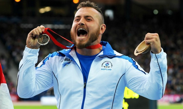 Mark Dry to lead GB team at European Cup Winter Throws