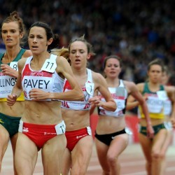 Jo Pavey targeting track events rather than marathon at Rio 2016