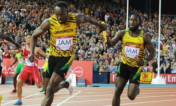 Leg stiffness and sprinting