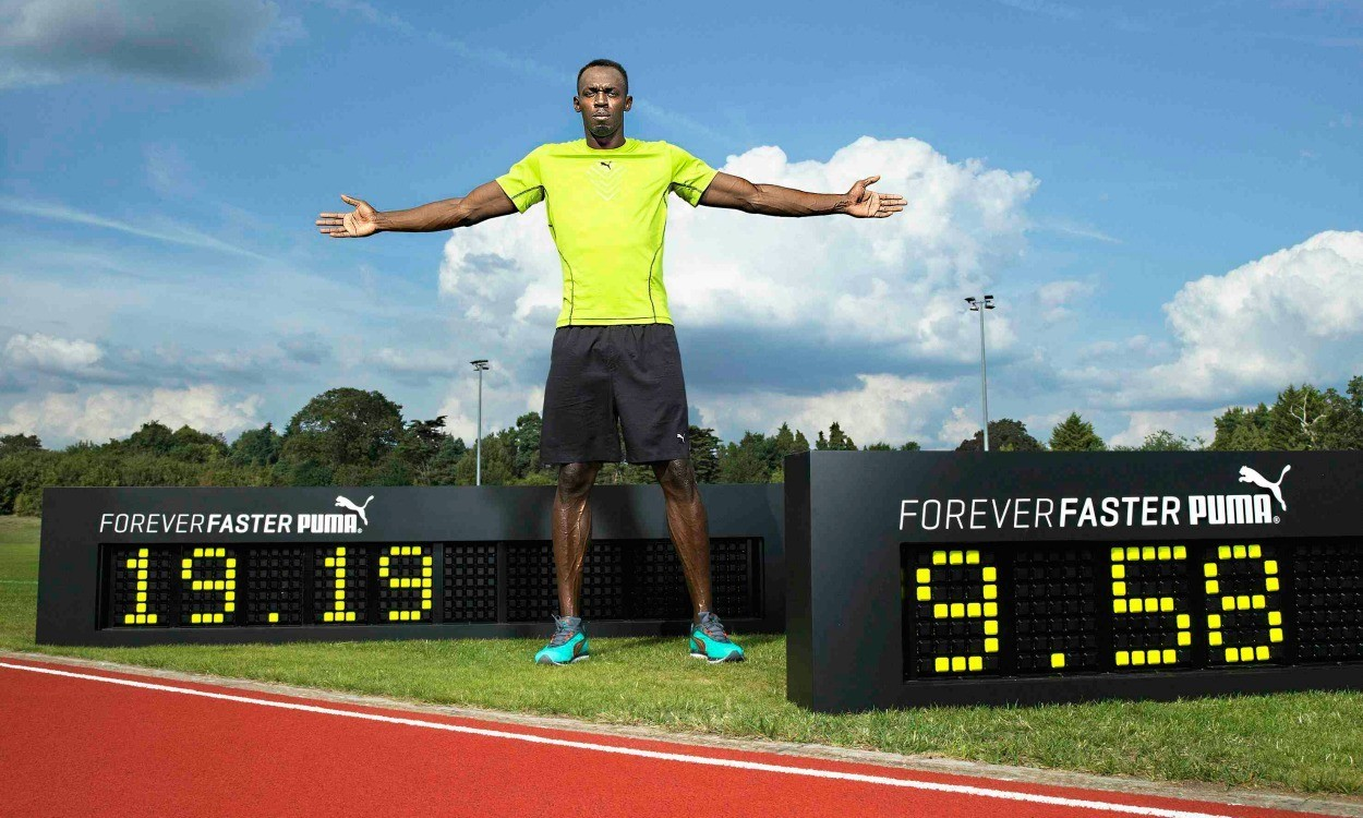 Going sub-19 seconds for 200m is a possibility, says Bolt