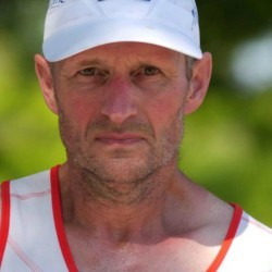 William Sichel completes 3100-mile race