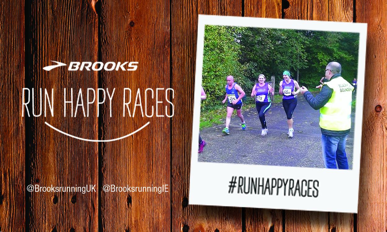 My Run Happy story: Laura Chapman
