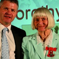 Dorothy Tyler dies aged 94