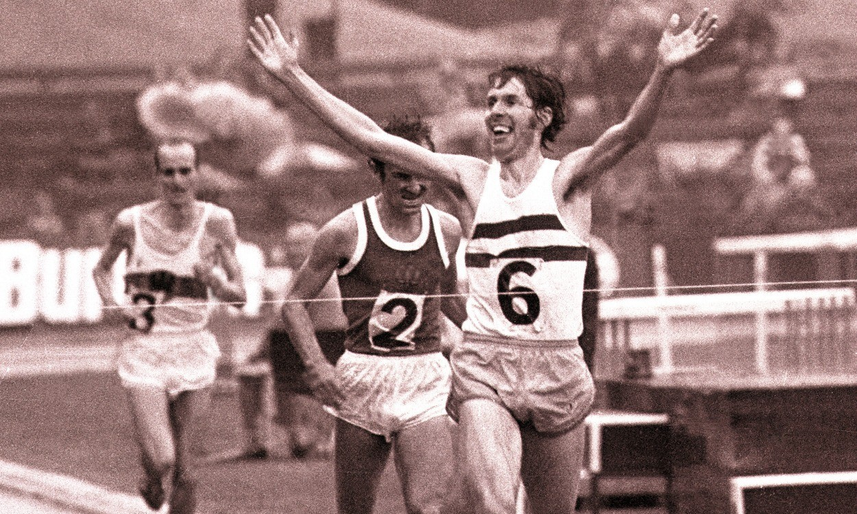 Brendan Foster at 70