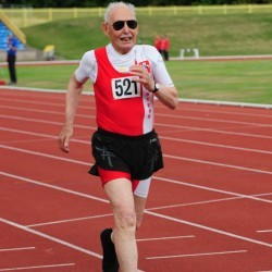 How to sprint (well into your 90s)