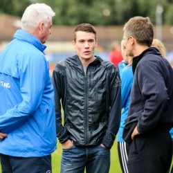 Rodger Harkins appointed as director of coaching at Scottish Athletics