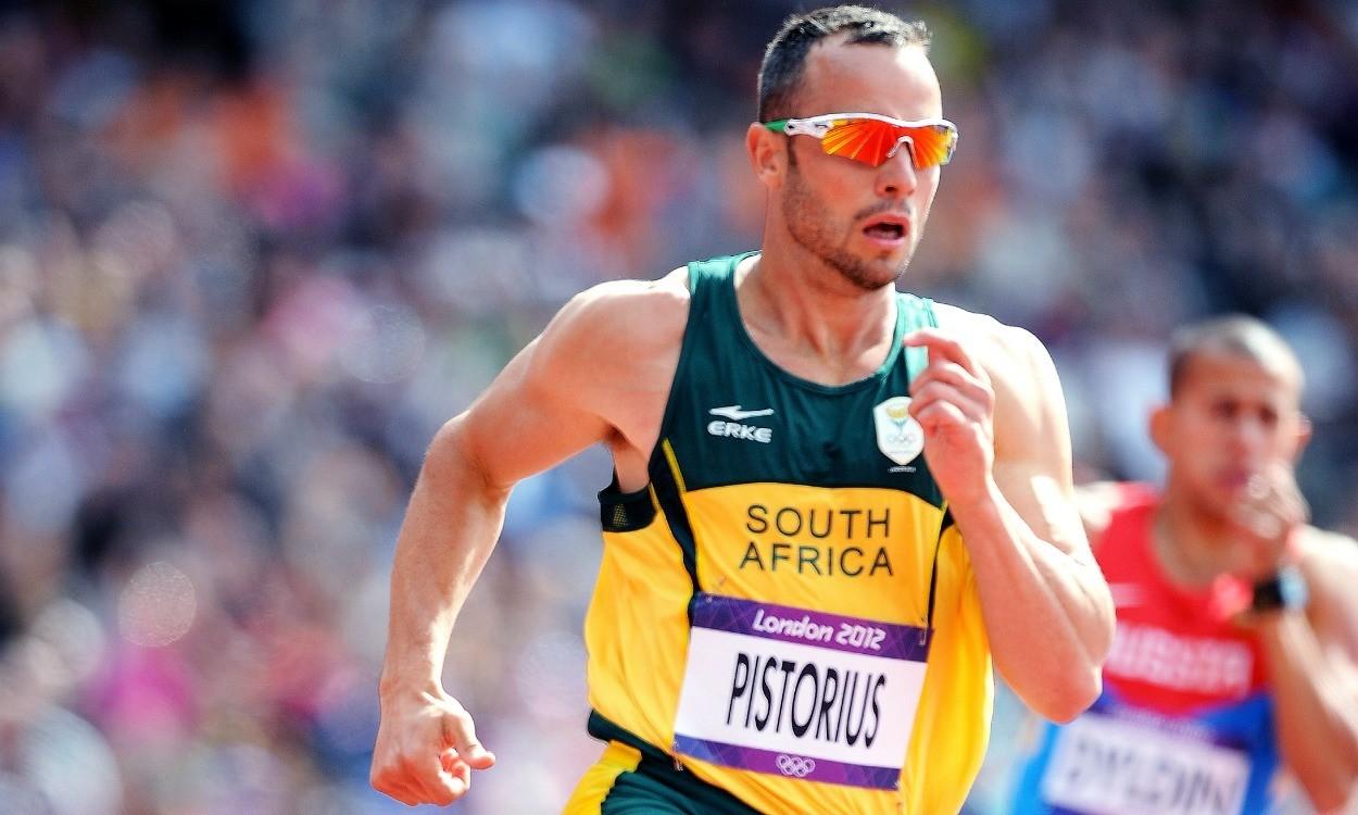 Oscar Pistorius handed five-year sentence