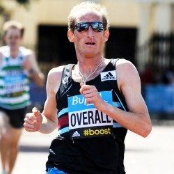 Scott Overall among entries for Trafford 10km festival