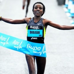 Tirunesh Dibaba to return at Great Manchester Run