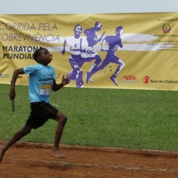 New mark to target in World Marathon Challenge