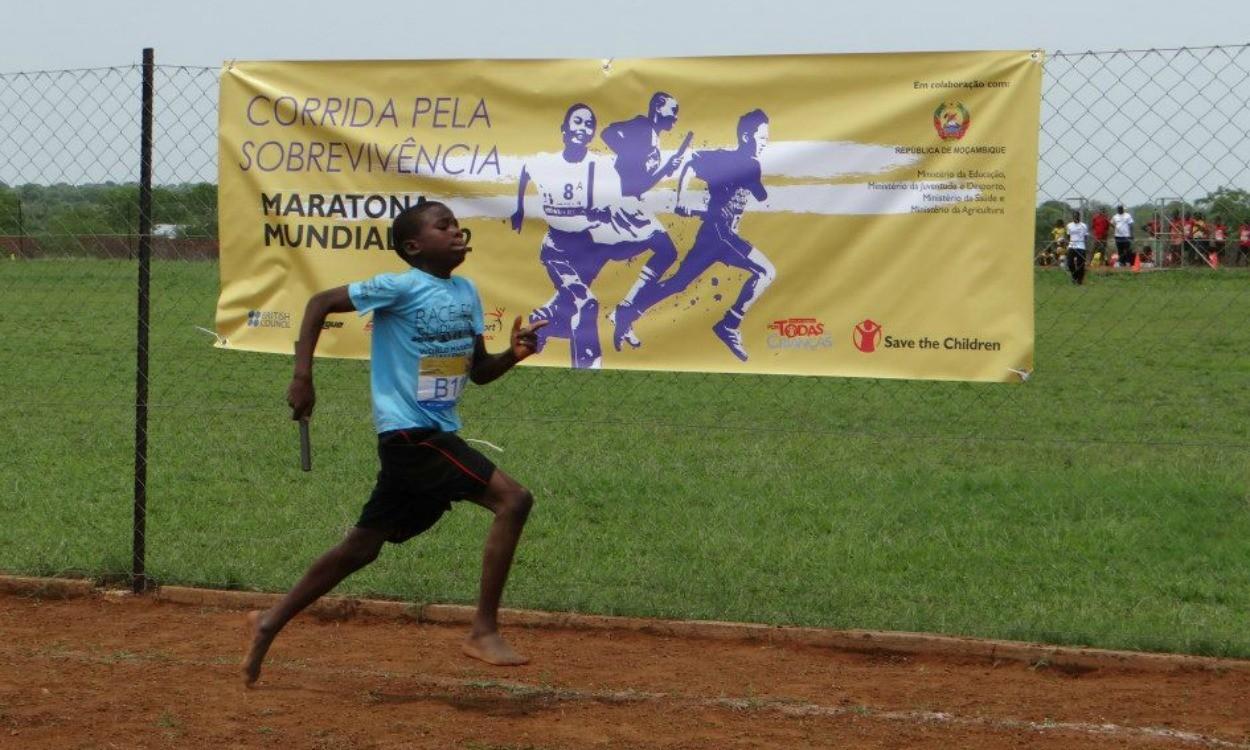 New mark to target in World Marathon Challenge