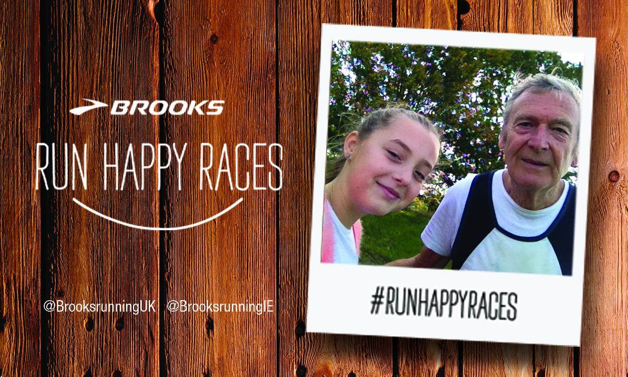 My Run Happy story: Ian Macmillan
