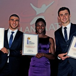 Adam Gemili among RPMF award recipients