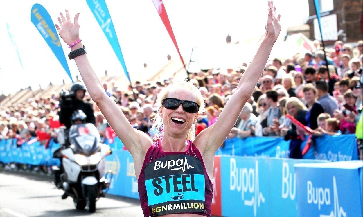 Gemma Steel has UK record in her sights at Great South Run