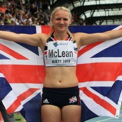 How they train – Hayley McLean
