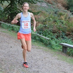 Julia Bleasdale encouraged by marathon performance