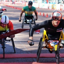 London to stage 2015 IPC Athletics Marathon World Champs