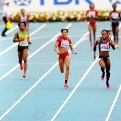 IAAF publishes entry standards for Beijing 2015