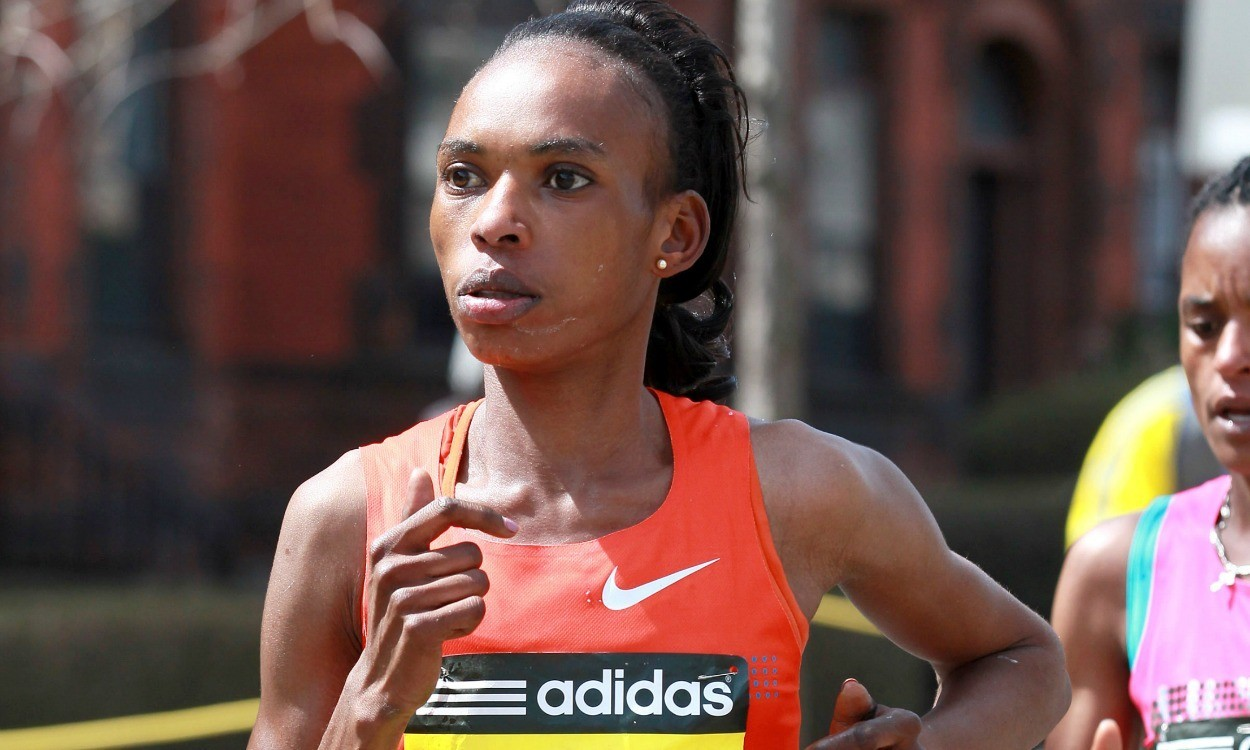 Rita Jeptoo banned for two years