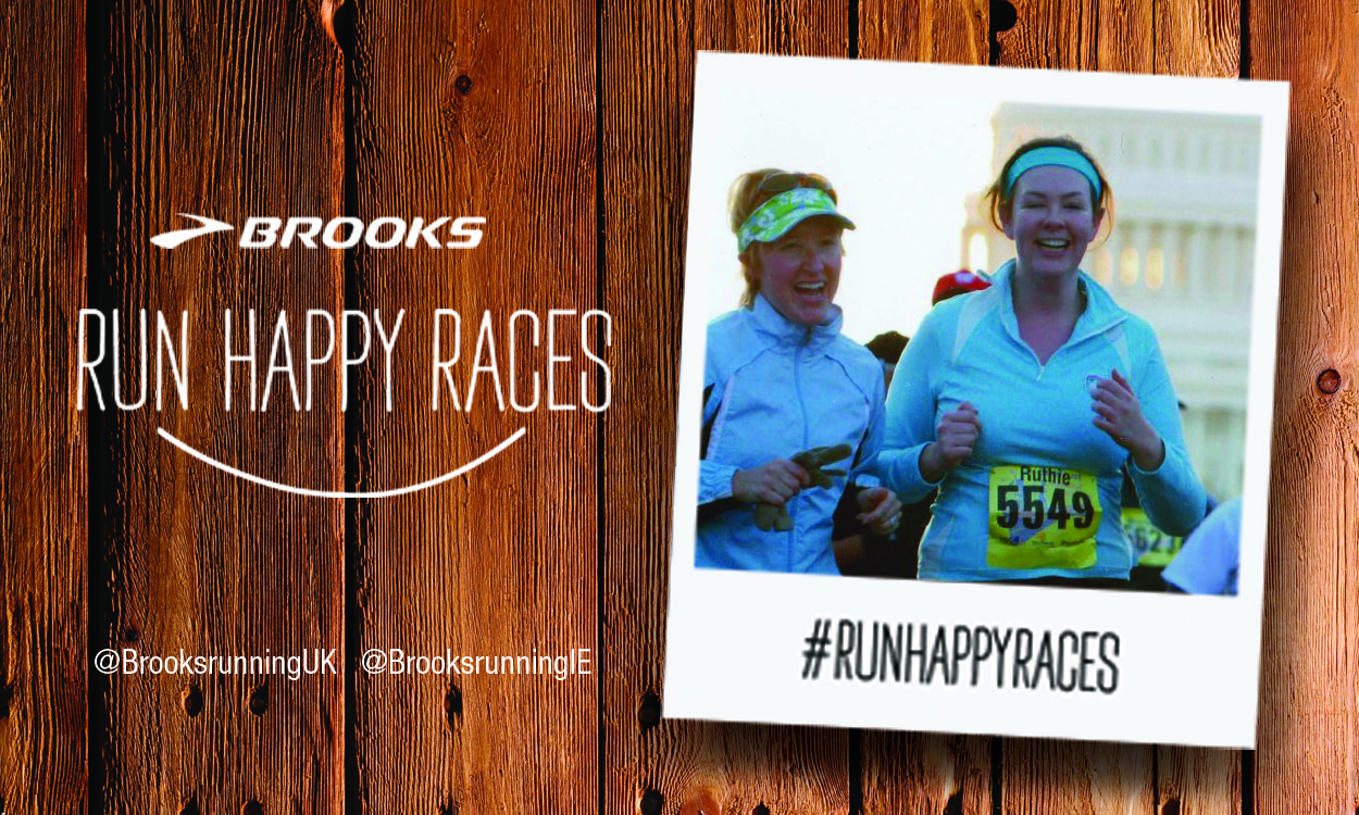 My Run Happy story: Ruth Vickerstaff