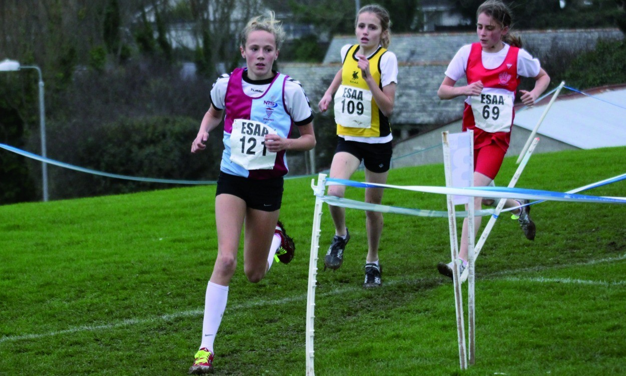 English Schools athletes set for Cross Cup