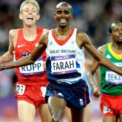 Olympics: 10,000m, 200m and shot among events allegedly under threat