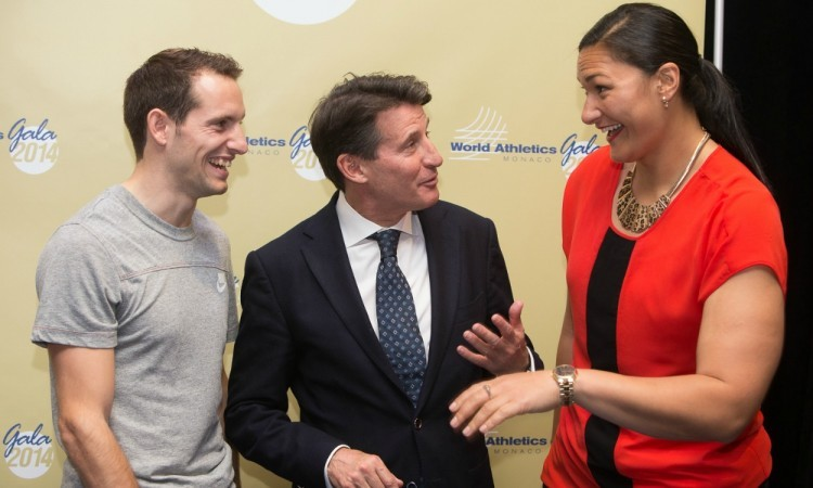 Seb Coe launches IAAF presidency campaign film