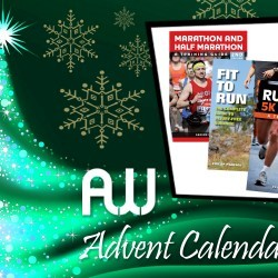 Win running books from The Crowood Press