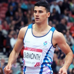 Learmonth and Bowie on Scotland team for Glasgow International Match
