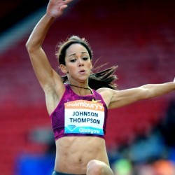 Katarina Johnson-Thompson set for Sainsbury's Anniversary Games